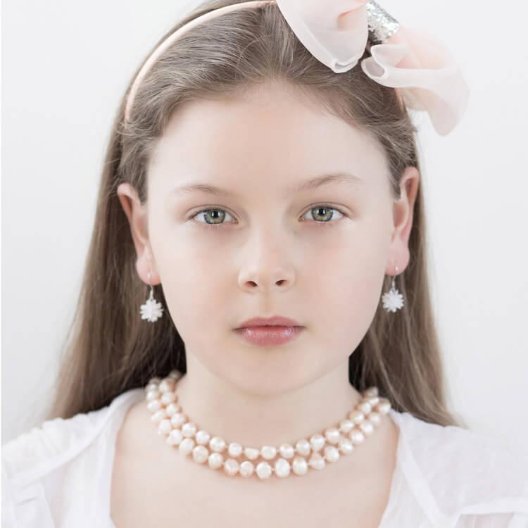Mädchen als Prinzessin